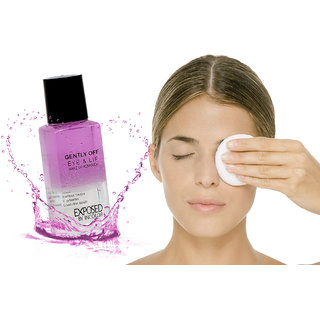 Incolor Gently Off Eye Face Make Up Remover