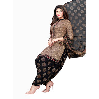 Women Shoppee's Stunning Synthetics - Unstiched Dress Material