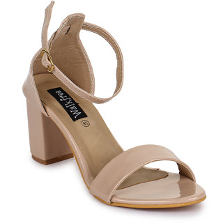 Walkfree Casual Beige Sandals