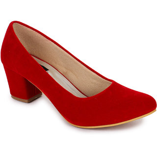 Walkfree Casual Red Bellies