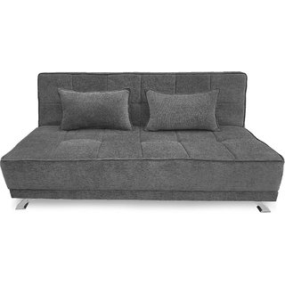Houzzcraft Alto sofa cum bed in fabric