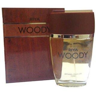 Riya Woody Perfume 100ml EDP - 100 ml  (For Men)