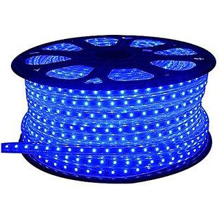Ever Forever 15 Meter Rope Light / Waterproof LED Strips Blue