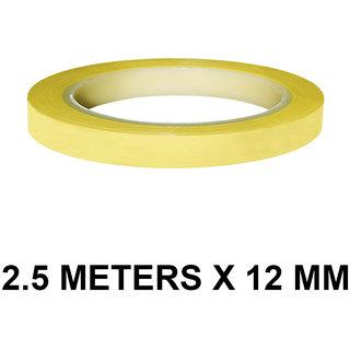 VCR Double Side Foam Tape - 2.5 Meters in Length - 12mm / 0.5 Width - 1 Roll Per Pack