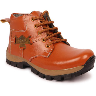 SIYA Boys Lace Casual Boots