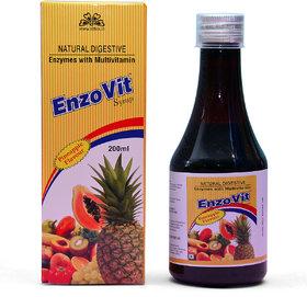 Ethix Enzovit Shyrup 200ml
