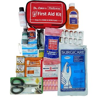 Pack of 1 Ethix Medzone First Aid kit