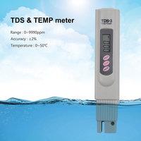 Digital TDS Meter Water filter Tester for measuring TDS3/TEMP/PPM