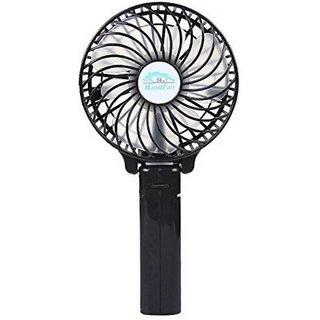 Multi functional Mini USB Operated Rechargeable Handheld Fan Electric Personal Desktop Fan with 3 Speed Fan