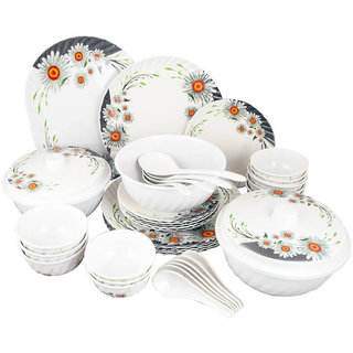 Abon 40 pcs Melamine Dinner Set