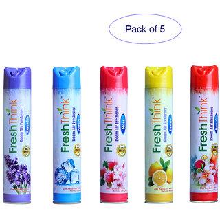 Freshthink Room Freshener 300ml Pack of 5