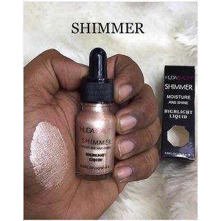 Huda Beauty Moisture And Shine Highlighter Liquid