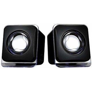 Kubix E-02B 2 Powerful Speaker