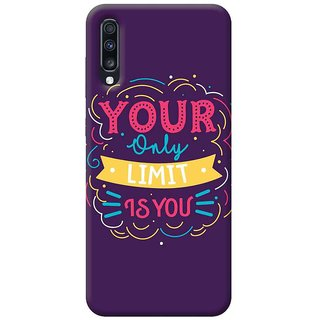 FurnishFantasy Mobile Back Cover for Samsung Galaxy A70 (Product ID - 1505)
