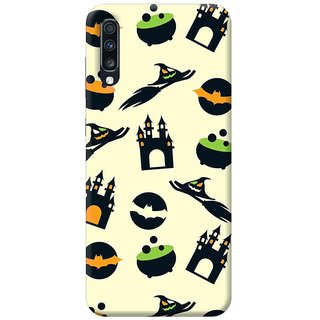 FurnishFantasy Mobile Back Cover for Samsung Galaxy A70 (Product ID - 1938)