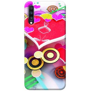 FurnishFantasy Mobile Back Cover for Samsung Galaxy A70 (Product ID - 0389)
