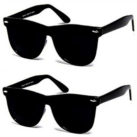 Pack Of 2 Wayfarer Sunglasses