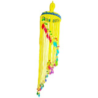 PCA Macrame wall Hanging Jhumar Yellow