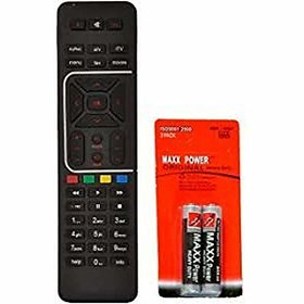 EHOP Compatible Remote for Airtel TV SD/HD/HD DTH Compatible Remote Controller with Recording