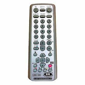 EHOP Compatible Universal Remote Control for Sony CRT TV (URC-56) Works with Almost All Old Sony TV.