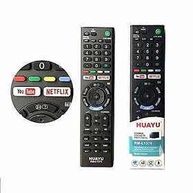 EHOP RM-L1370 Remote for Sony LED LCD HD TV