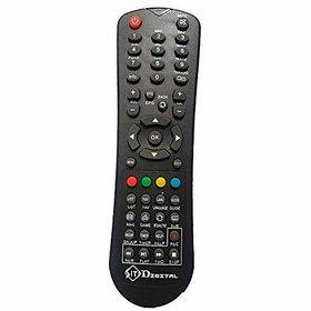EHOP Remote for Siti Digital Setup Box -Compatible