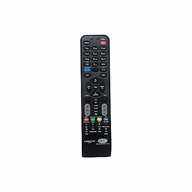 EHOP Sun Direct HD DTH Remote