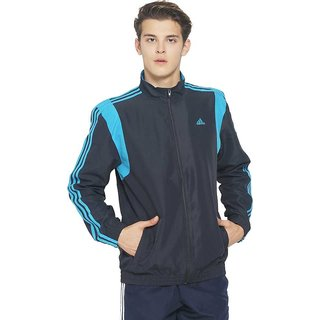 Adidas Mens Synthetic Track Jacket